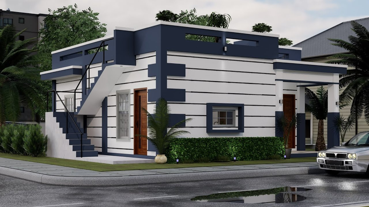 Small House Design With Roof Deck 8x9 M 26 2x29 5 F Video Analysis Report