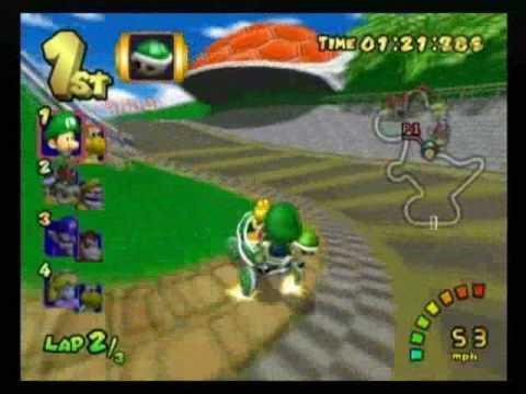 Mario Kart Double Dash Tournament Mookalooky(Mario & Luigi ...  |Baby Mario And Baby Luigi Mario Kart Double Dash