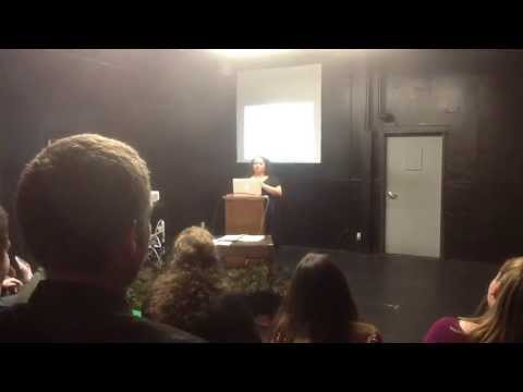 """The """"F"""" Word: The F Word: Feminist Activism Through Playwriting & Performance"""