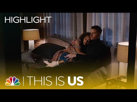 Kevin Chooses Zoe Over Kids - This Is Us (Episode Highlight)