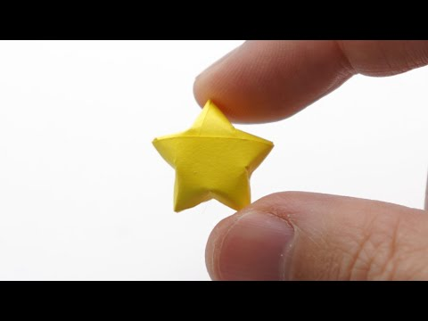 ORIGAMI LUCKY STAR - Remake
