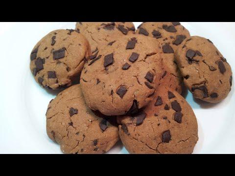 cookies-chocolat-sans-gluten-sans-beurre