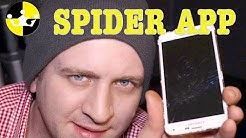 Spider App Samsung Galaxy S7 Handy Cover Case Schutzhülle ALUMINIUM Bumper Spiegel Original RELIKT