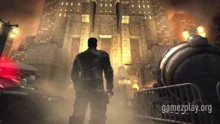 Dead to Rights Retribution Official video game trailer PlayStation 3 Xbox 360