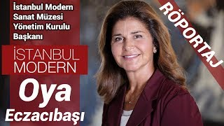 İstanbul Modern Sanat Müzesi Yönetim Kurulu Başkanı Oya Eczacıbaşı