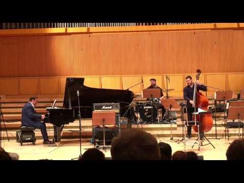 "Sorin Zlat Trio-""Roxane"" Bucharest Radio Hall"