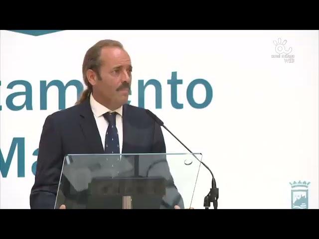 Cassá y De la Torre firman el Documento para la Estabilidad del Ayuntamiento de Málaga