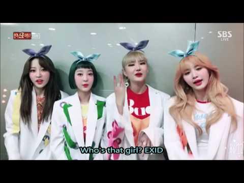 [ENG] D9 JINJIDO MC/ Spoiler Alert! Eunji (Apink) EXID