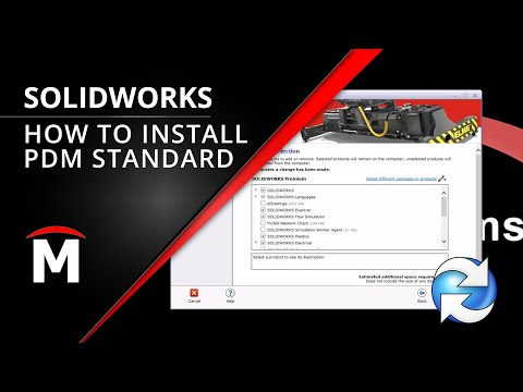 How To Install SOLIDWORKS PDM Standard