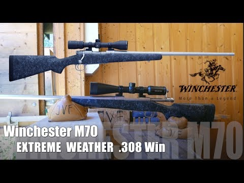Winchester M70 Extreme Weather 308 Win