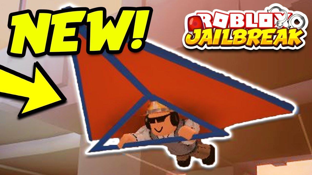Denis Roblox Jailbreak New Glider Update Roblox Jailbreak New Gliders Update Secret Weekend Update Youtube