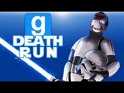 Gmod Ep. 47 - STAR WARS DEATHRUN!!!! (Garry's Mod Funny Moments) SFM Intro!