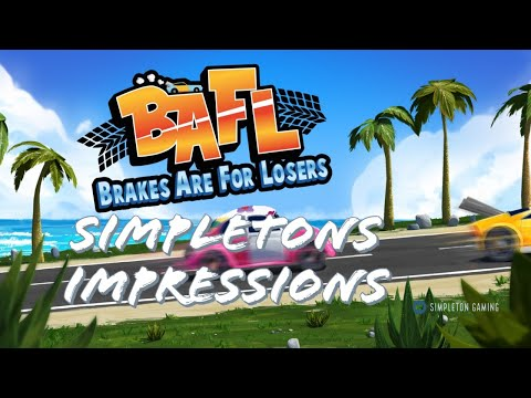 Simpletons Impressions - Brakes Are For Losers |