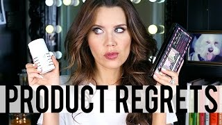 DRUGSTORE (and Luxury) PRODUCTS I REGRET