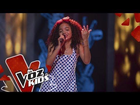 Alexandra Canta Gaviota Herida – Audiciones A Ciegas   La Voz Kids Colombia 2019
