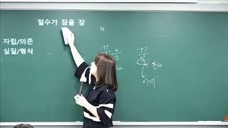 라임국어학원 - 형태소, 형태소의 종류(자립, 의존, …