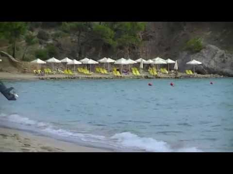 Thassos guide - Rosso Gremos & Royal Paradise Beach hotel