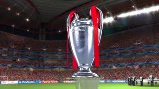 PES 2014: UEFA Champions League Final Gameplay - Bayern Munich vs. Manchester United [360/PS3/PC]
