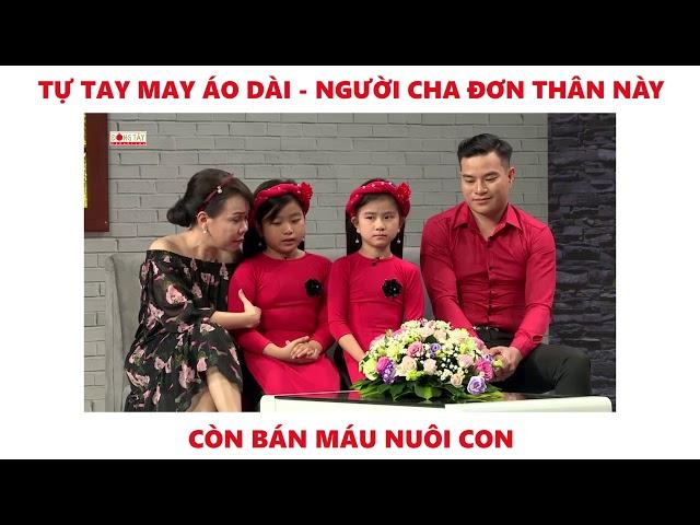 Việt Hương bật khóc trước người cha bán máu nuôi con | Là Vợ Phải Thế 2018 Tập 11