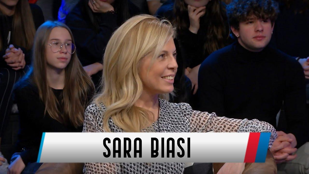 TOP CLUB   SARA BIASI