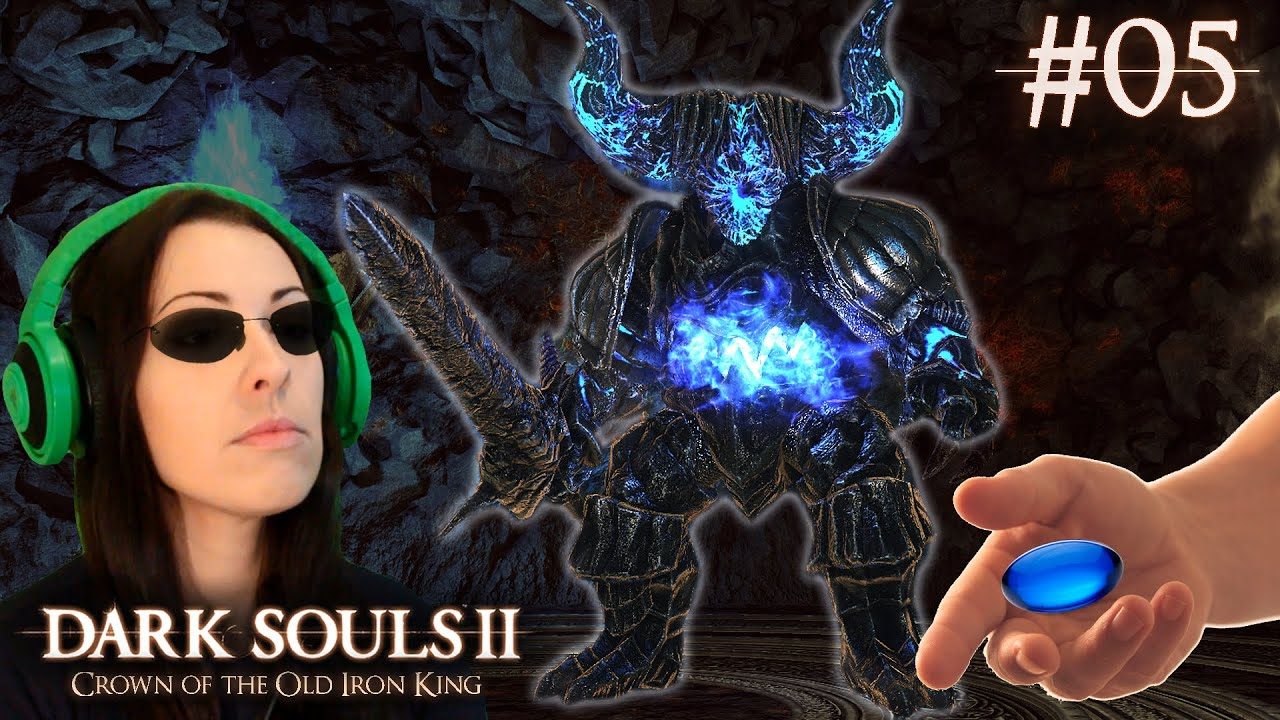 Crown Of The Old Iron King: Dark Souls 2 Crown Of The Old Iron King DLC Part 5