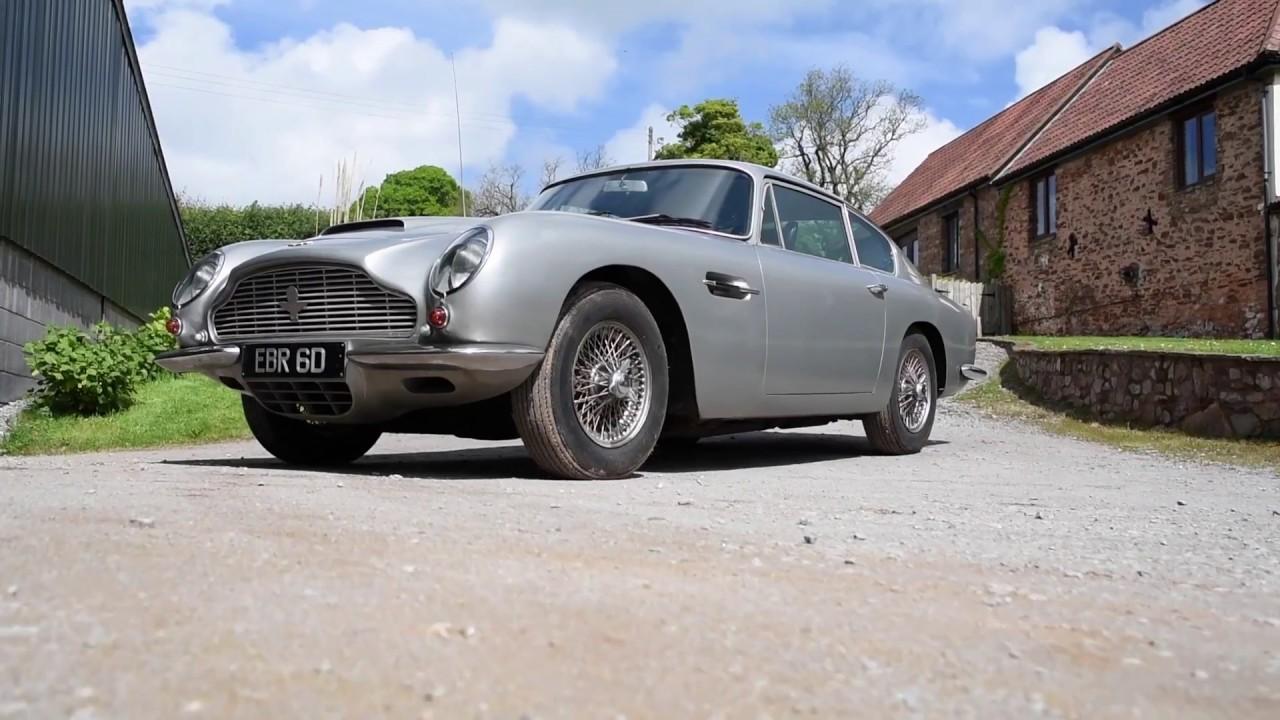 FEATURED Aston Martin DB Vantage YouTube - Aston martin db6
