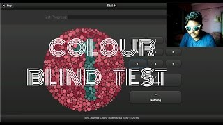 COLOUR BLIND TEST !!!!!