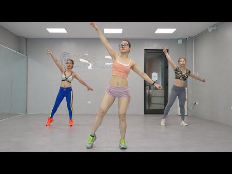 25 Phút Tập Aerobic Giảm Cân Siêu Tốc Tại Nhà | Inc Dance Fit