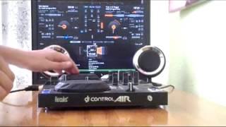 Dj control AIR | Virtual dj | Anthony.