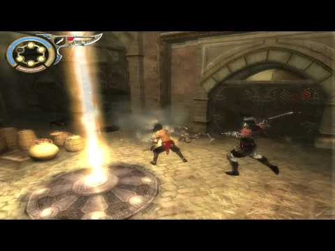Prince of Persia The Two Thrones:The Market district |