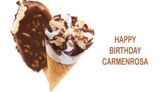 CarmenRosa   Ice Cream & Helado