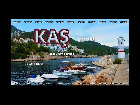 Kas, Turkey: Travel Video, Places to see, What to do; Photo Tour; Kas, Türkei: Urlaub Video