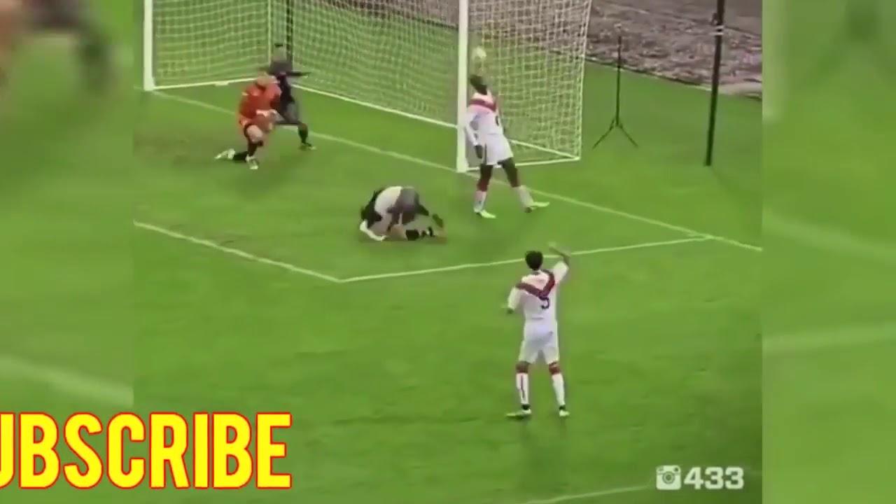 Witzige Fußball Videos