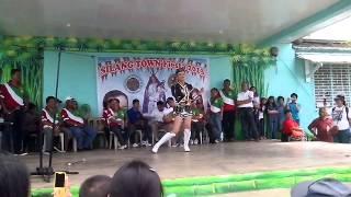 Silang Fiesta 2013 Majorette Exhibition - Banda 12 (2nd)