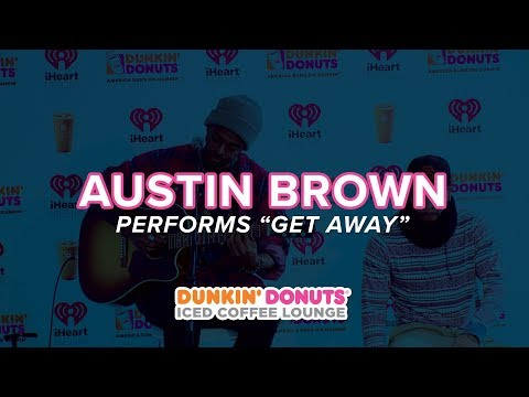 Austin Brown Performs 'Get Away' Live | DDICL