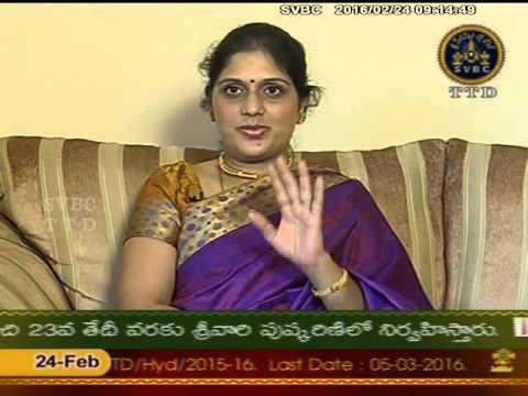SVBC TTD-Endaromahanubhavulu Ep 16 24-02-16
