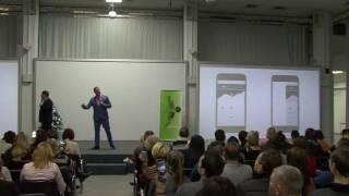 Будущее и перспективы RAIN - CEO RAIN Byron Belka