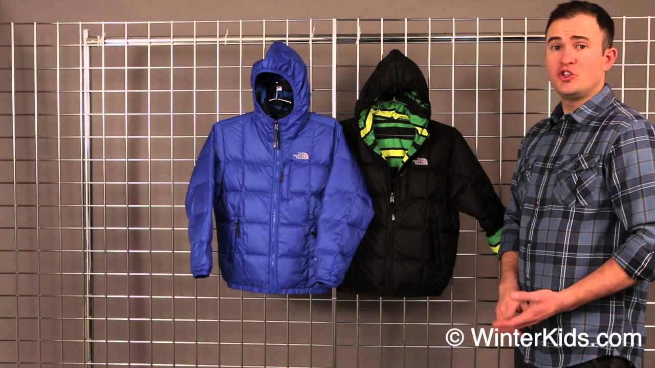 9e4358bdf 2013-2014 The North Face Boys Reversible Moondoggy Jacket