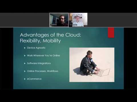 How Legal is Embracing the Cloud - ServeNow EDU