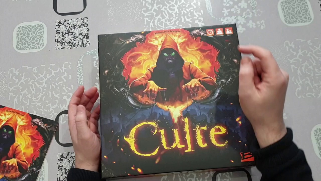Buy Culte Board Game Bragelonne