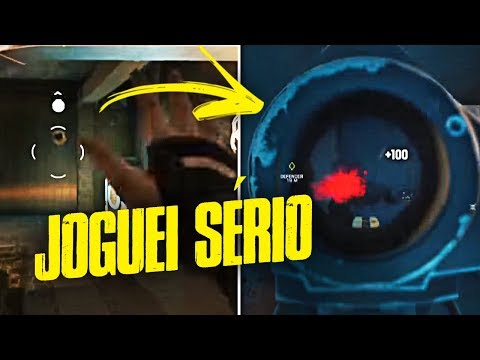 Download Youtube: RAINBOW SIX SIEGE - PEDIRAM PRA EU JOGAR SÉRIO NÉ
