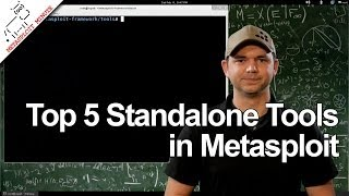 Top 5 Standalone Tools in Metasploit - Metasploit Minute