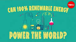 Can 100% renewable energy power the world? - Federico Rosei and Renzo Rosei