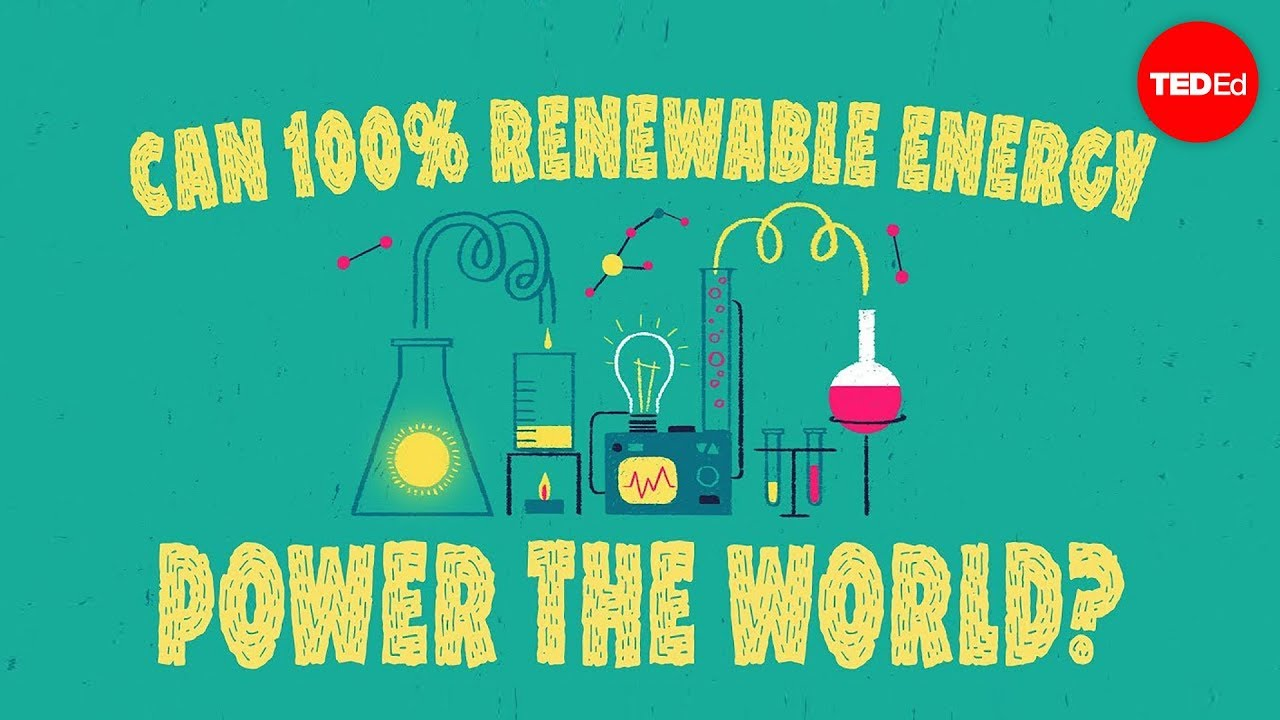 Can 100 Renewable Energy Power The World Federico Rosei And