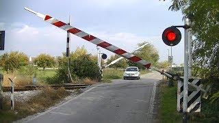 Spoorwegovergang Trevignano-Signoressa (I) // Railroad crossing // Passaggio a livello