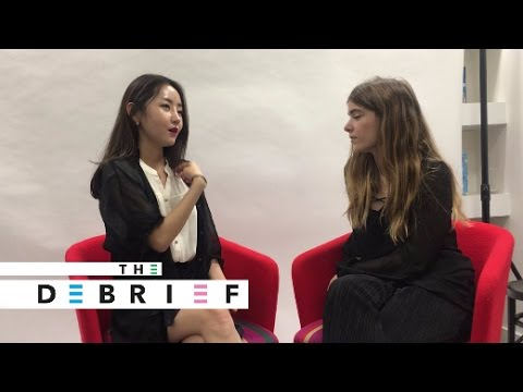 Yeonmi Park speaks to The Debrief | The Debrief
