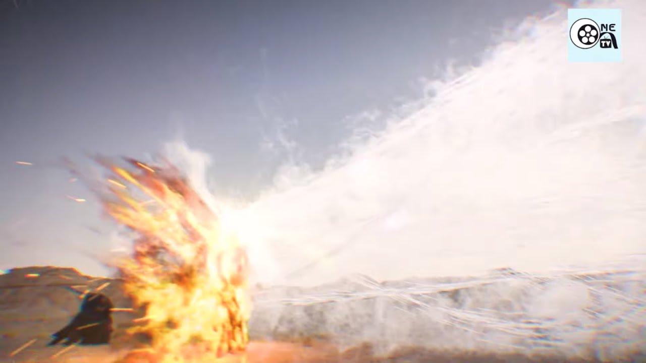Hỏa Diệm Đao Đại Chiến Phong Thủy Kiếm Trận Đánh Của Kẻ Mạnh Nhất | Mãng Hoang Kỷ | OneTV 📺
