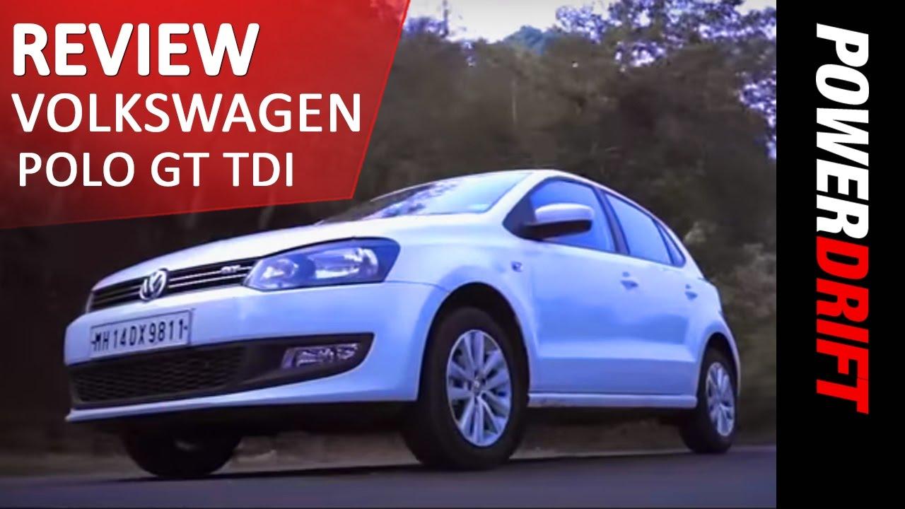 Polo GT TDI Review: PowerDrift - YouTube