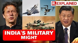 Download India Puts China & Pakistan On Notice With Mega Defence Boost   Explained