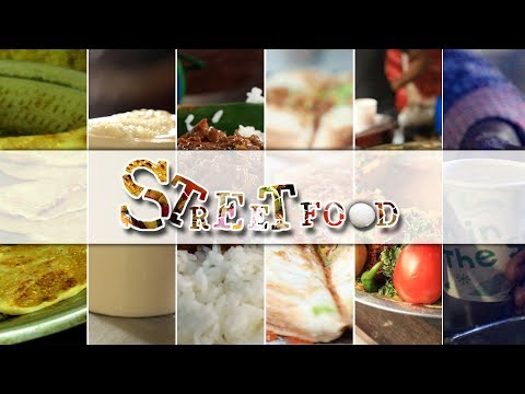 Best Of Chennai Street Foods & Chat Corners Part -1